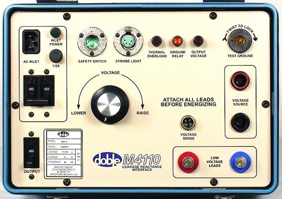 Doble M4110 Leakage Reactance Module