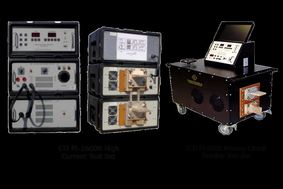 ETI Circuit Breaker Test Equipment