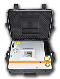 DILO 3-038R-R303 Zero Emission SF6 Analyzer