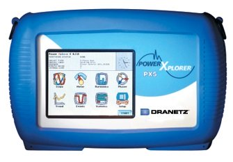 Dranetz PowerXplorer PX5 Power Monitor